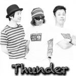 2021.03.06.(sat)  Thunder レコ発配信ライブ in 岐阜M's【ツイキャスプレミア配信あり】